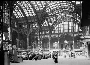 Penn Station Interior
