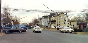Crossing Gates - South Smboy NJ 1981