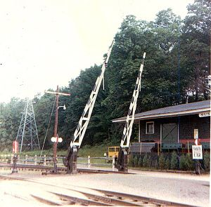 Crossing Gates - Whippany 7-1970